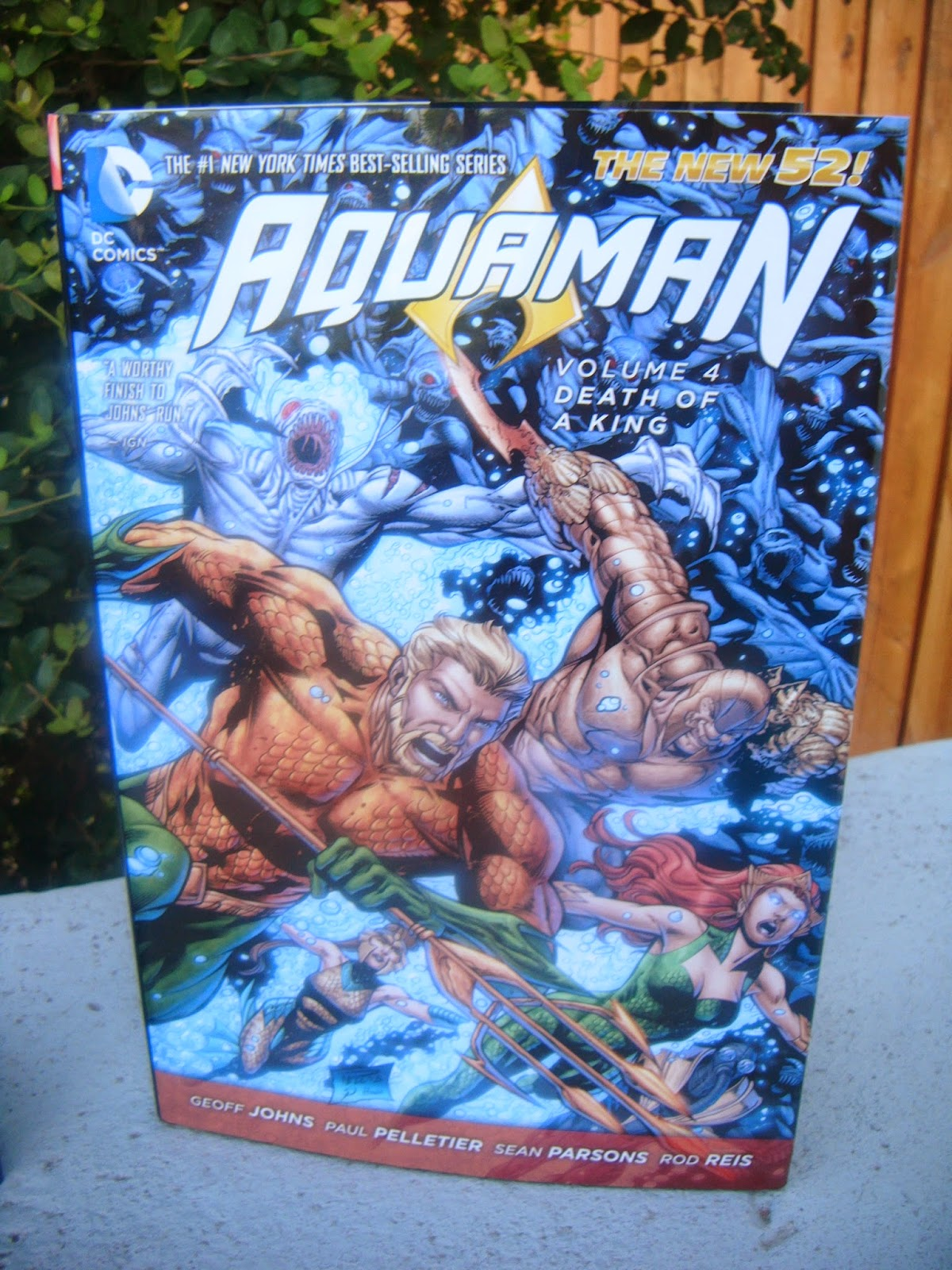 The ABCD Diaries: Father's Day Gift Guide: DC Comics! #